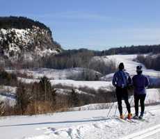 Auberge de la montagne coup e h tel tourisme lanaudi re - Montagne coupee ski de fond ...