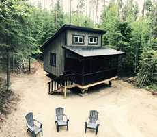 cabin-in-a-fores
