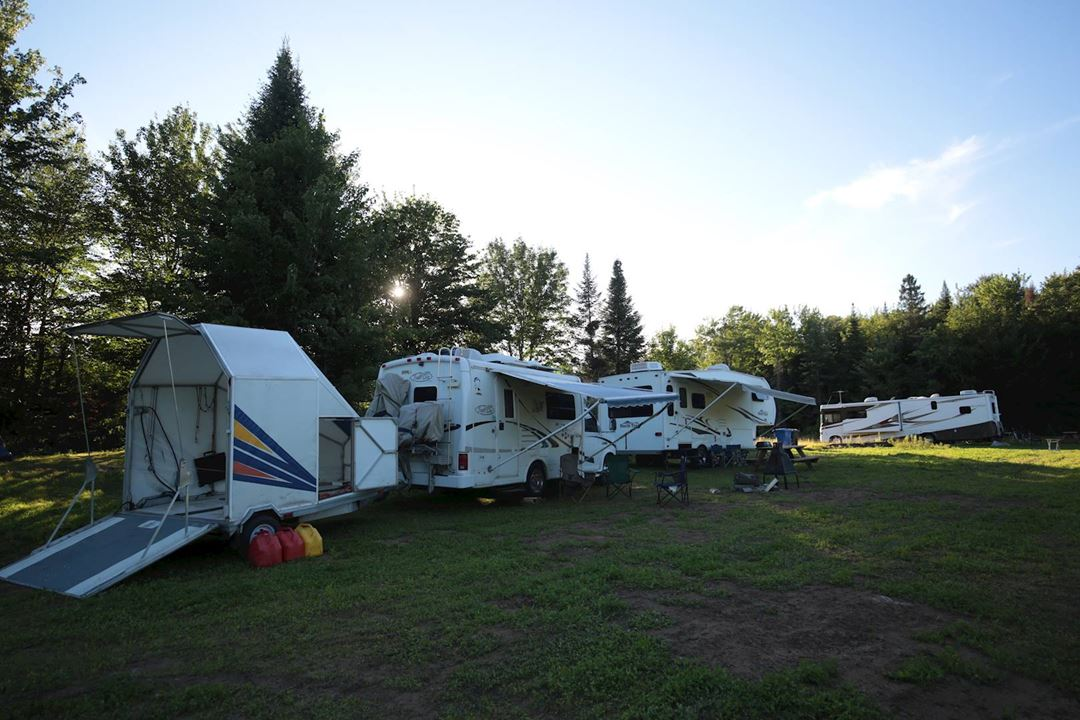 RV and trailer camping ULM Québec