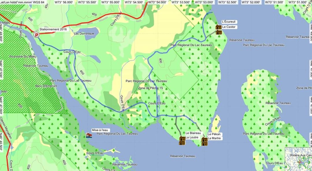 Amisk-aventure-map-cabins-location