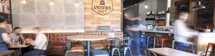 Microbrasserie l'Ours Brun