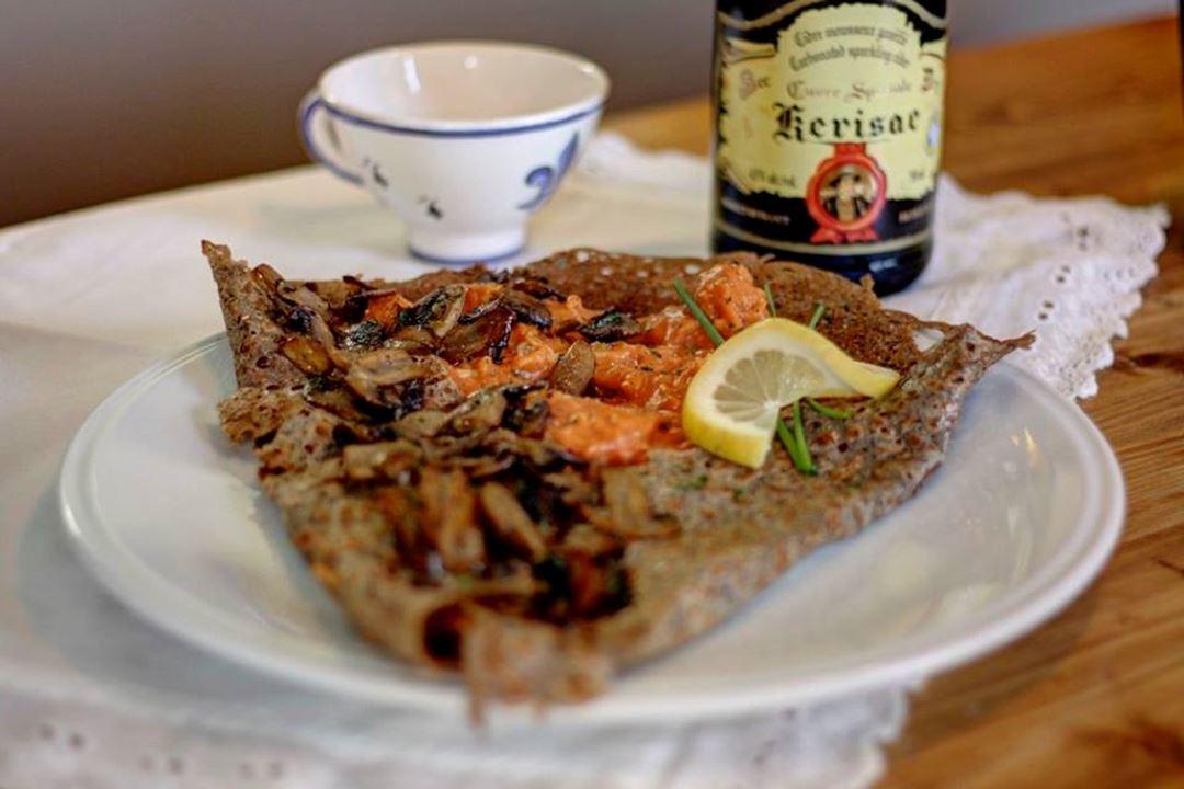 Cr perie les copains d 39 abord restaurant tourisme for Menu entre copains