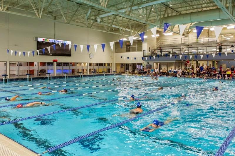 Des activit s int rieures pour la famille pendant le cong for Centre sportif terrebonne piscine