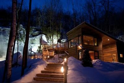 la source bains nordiques de rawdon le paradis de la relaxation. Black Bedroom Furniture Sets. Home Design Ideas